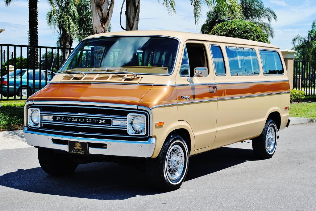 EBay Find 1977 Plymouth Voyager The Ultimate Shaggin Wagon