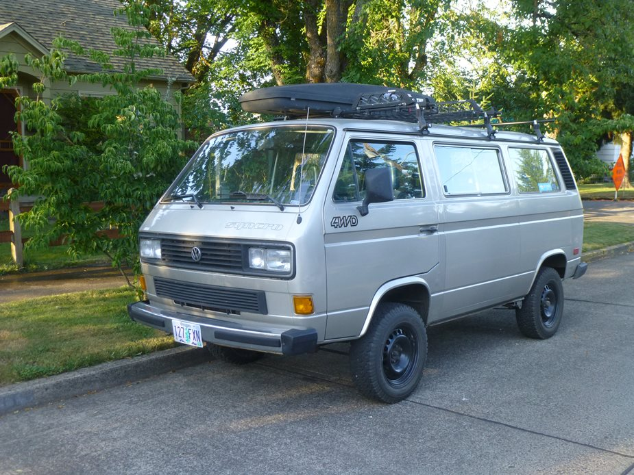 Curbside Classic: VW Vanagon Syncro (T3): So Misunderstood