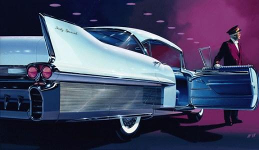 Cadillac-Fin