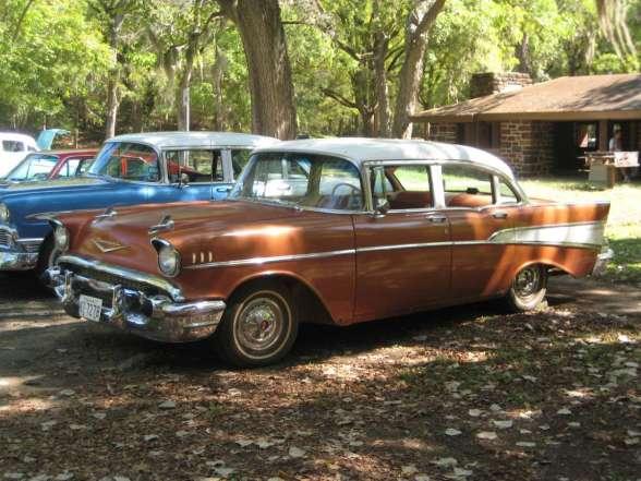 Chevrolet 1957 sedan