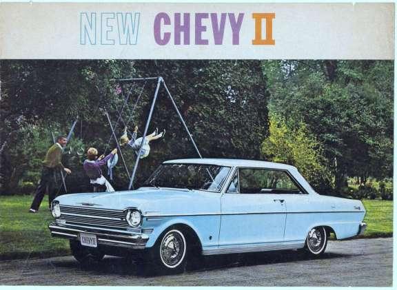 Chevrolet Chevy II 1962-01
