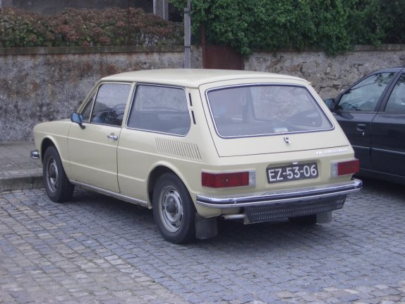 VW Brasilia r