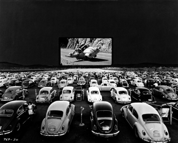 VW Herbie movie