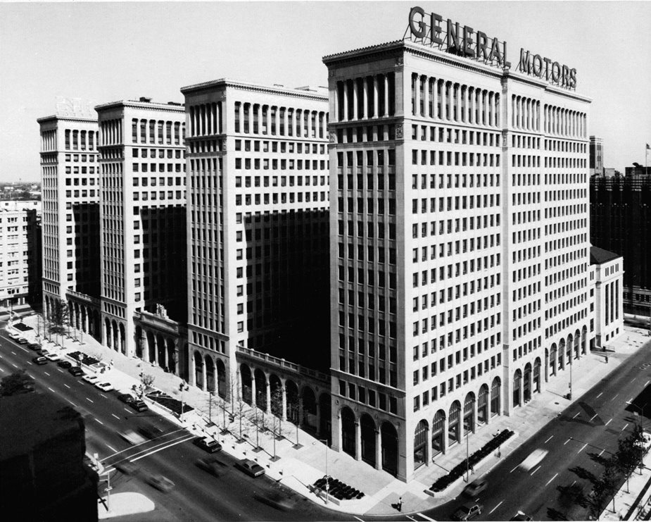 The corporation the story of my father a gm executive for General motors corporate office