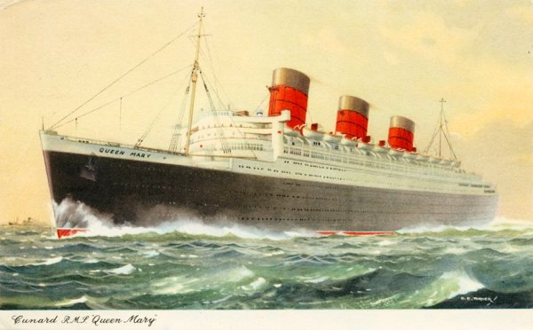 queen mary 925