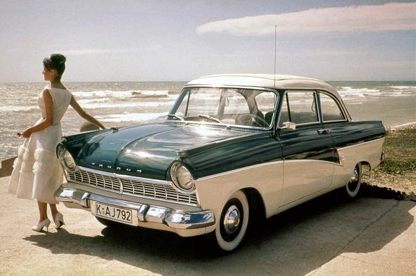 12 1957 Taunus