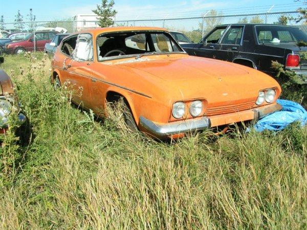 1969 Reliant Scimitar GTE 1