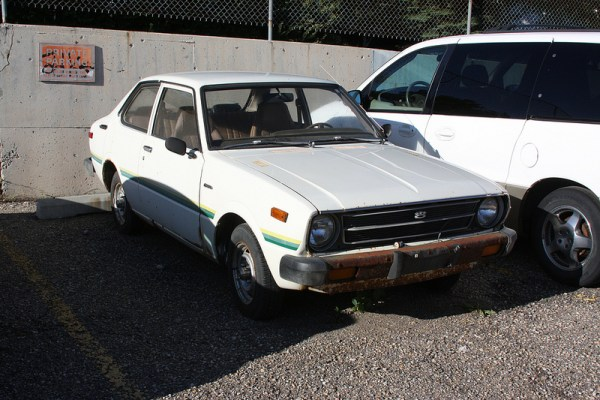 1977 Toyota Corolla 2