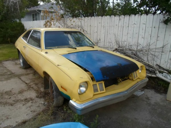 1978 Ford Pinto 1