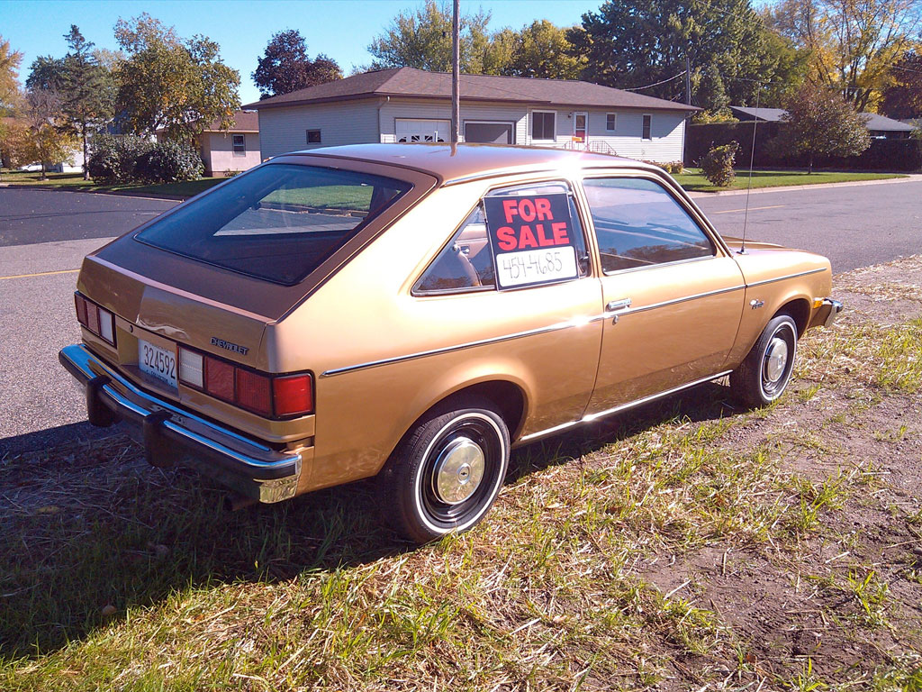 Cc Capsule 1980 Chevrolet Chevette A New Contender Emerges Curbside Classic