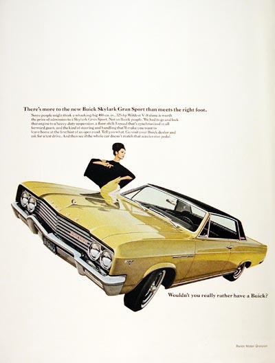 Buick 1965 Gran sport