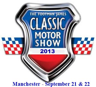 Car show logo