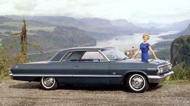 Curbside Classic 1963 Chevrolet Impala SS 409  Giddyup