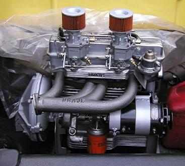 Crosley hot engine