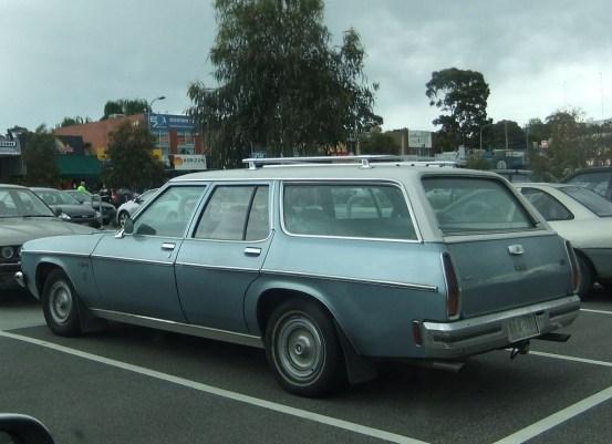 Holden 1979 Monaro Kingswood