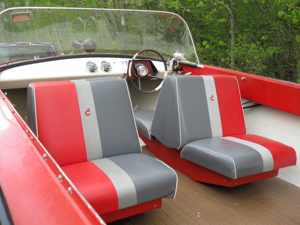 Flying Crest Old Crestliner Boats Www Bilderbeste Com