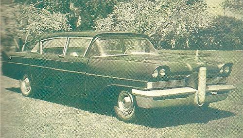 Packard 1957 prototype