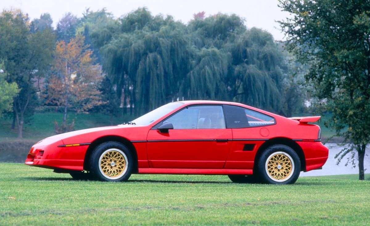 Curbside Classic 1984 Pontiac Fiero Gm S Deadly Sin 19