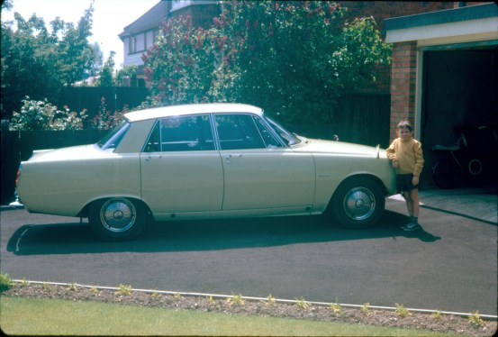 Rover 2000 TC 1965