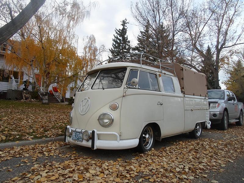 1964 Vw Truck : Cc outtake truck thursday fall edition