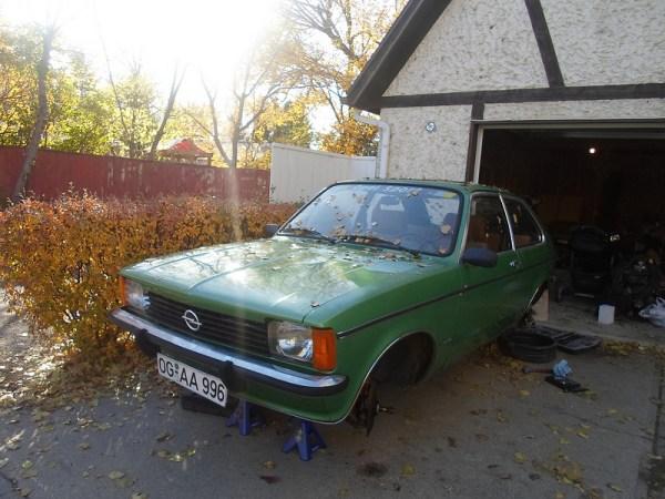 1978 Opel Kadett Berlina 1