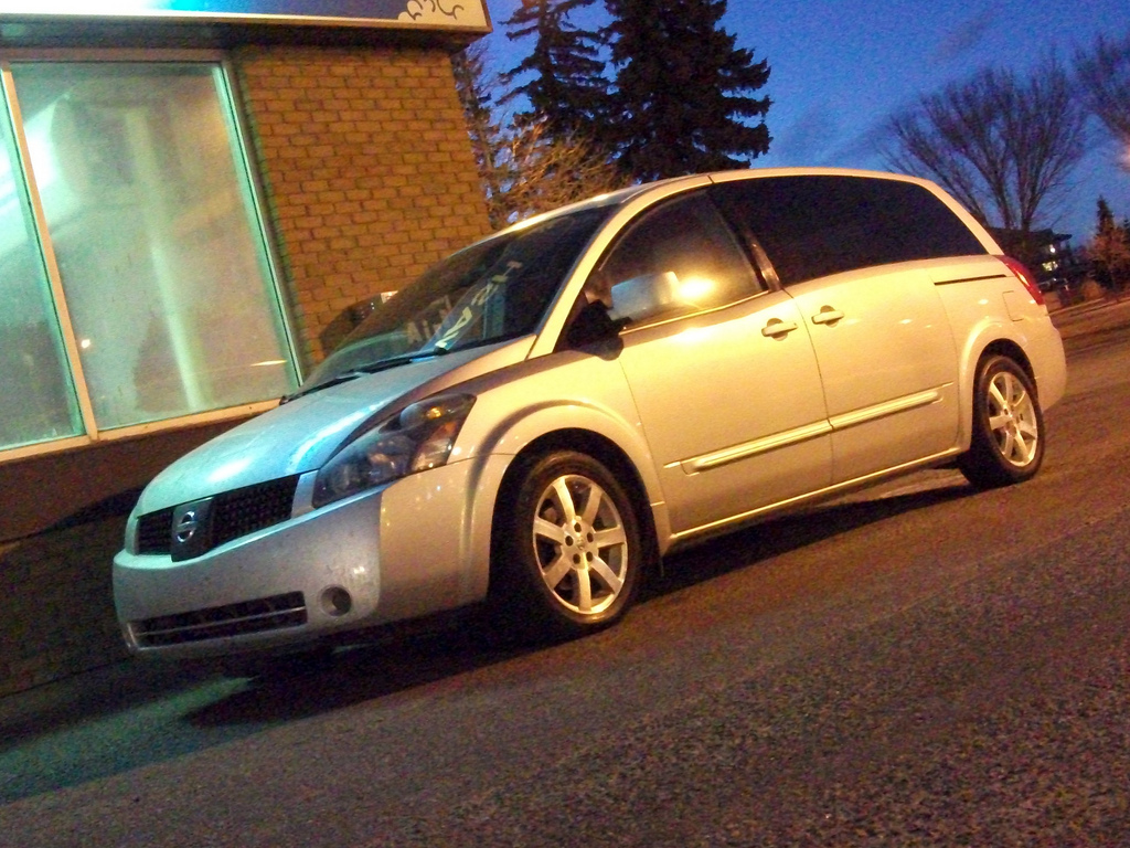 cars of a lifetime: 2004 nissan quest