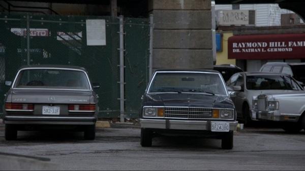 9 Mercedes 300D