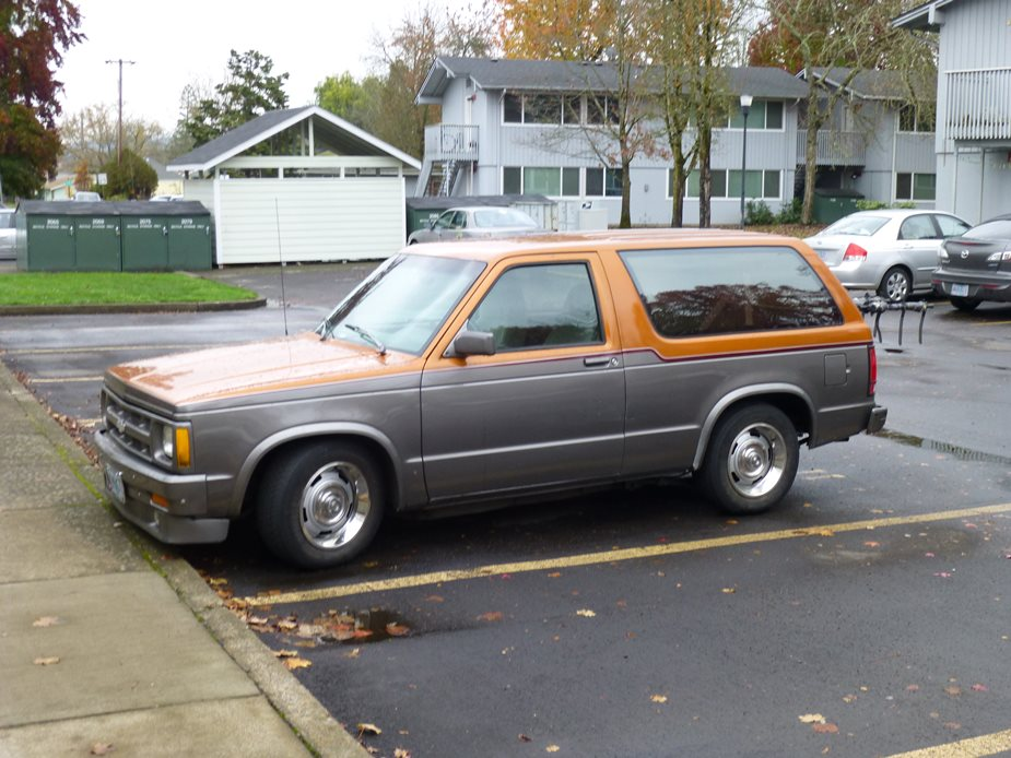 Cc Outtake Chevrolet S10 2wd Nomad Wanna Be