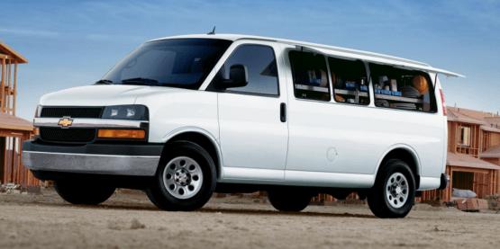 Chevrolet 2013 Express b
