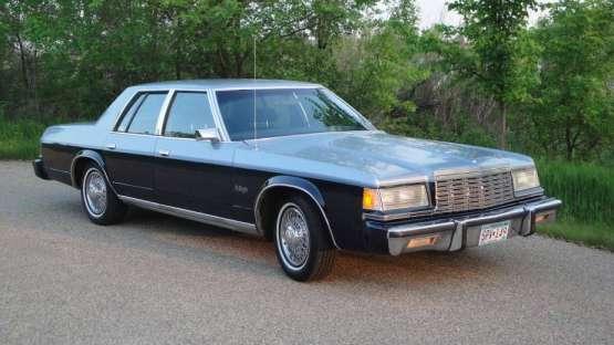 Dodge 1980 St Regis