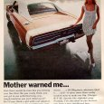 (first posted 11/8/2013) There were a few memorable ads during the Charger's heyday. It seem like just yesterday that I first saw this one. And of course there's the famous […]