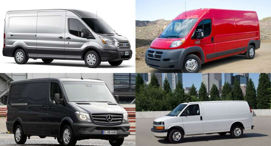the eurovan revolution arrives 2014 ram promaster and 2015 ford transit join mercedes sprinter. Black Bedroom Furniture Sets. Home Design Ideas