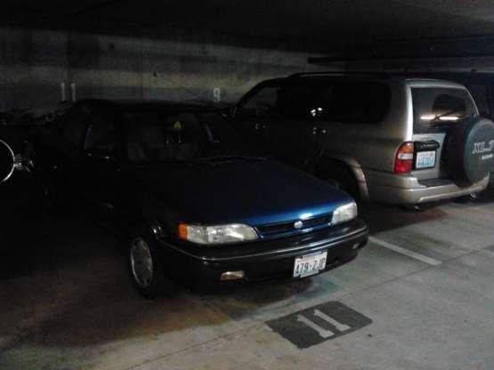 Home parking garage