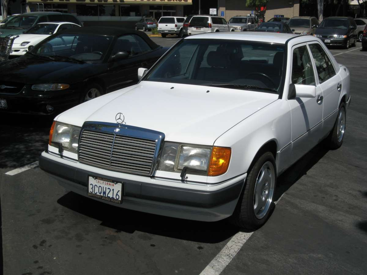 Coal 1992 mercedes benz 400e the sleeper for 1993 mercedes benz 400e for sale