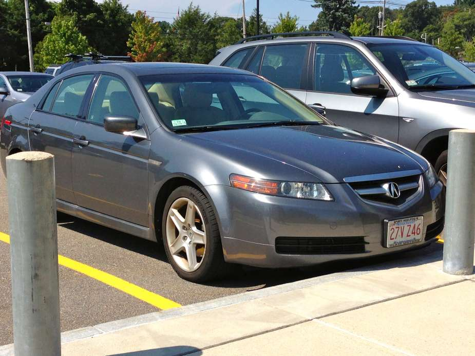 Future Classic Acura TL One Of The Best Japanese Designs Ever - 2004 acura tl wheel size