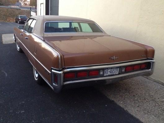 Lincoln 1973 TC rq