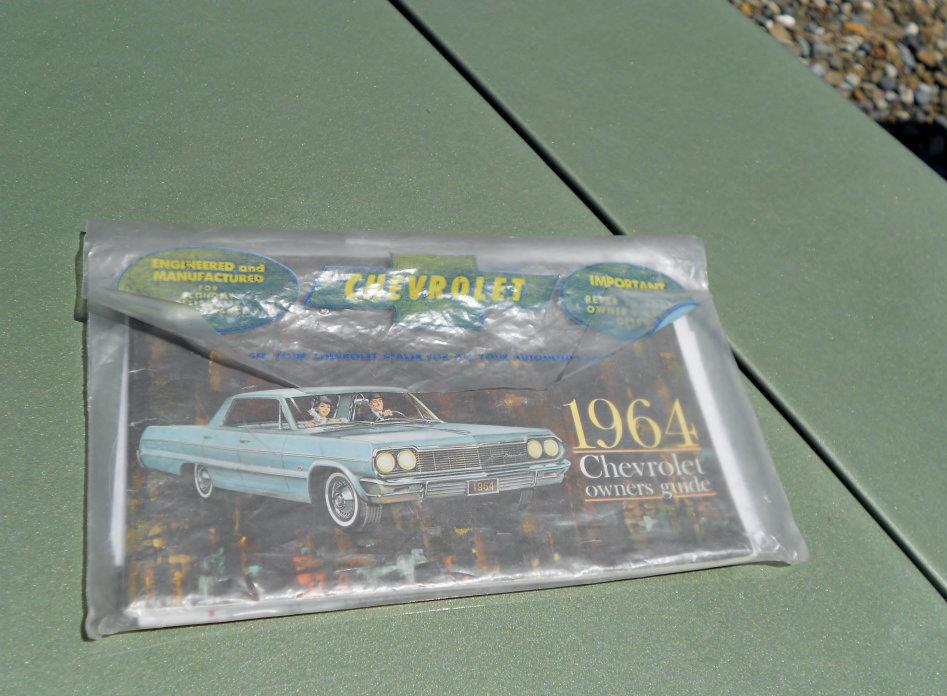 cars of a lifetime gary dulude u2019s 1964 impalas  u201cnellie u201d then   u201cbetty u201d now 2002 gem electric car service manual 2002 GEM E825