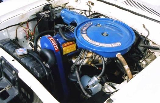 Pinto engine