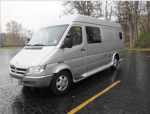 Sprinter 2006 sportsmobile