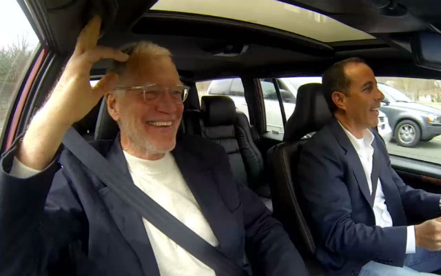 comedians in cars getting coffee letterman. Black Bedroom Furniture Sets. Home Design Ideas