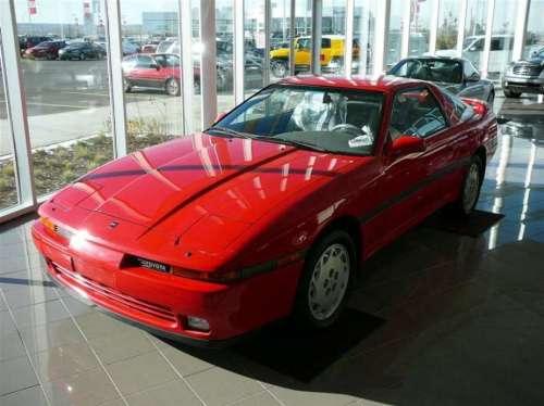 1990 Toyota MKIII Supra Turbo0016