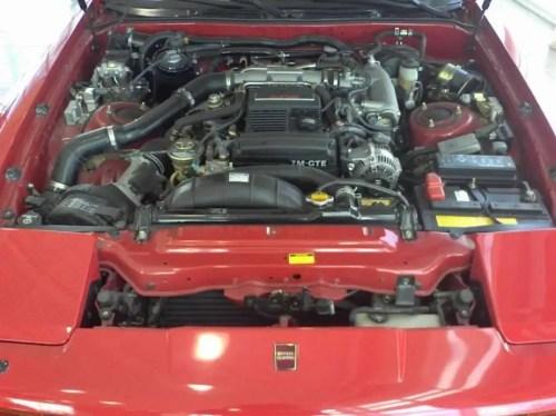 1990 Toyota MKIII Supra Turbo0017