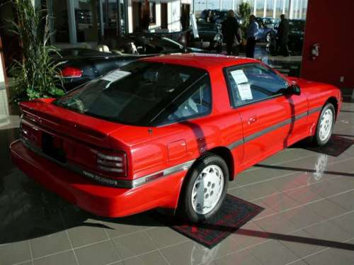 1990 Toyota MKIII Supra Turbo0018