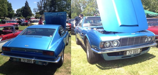 8. 1971 Aston Marton DBS