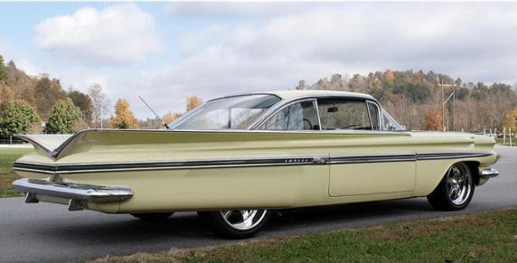 Chevrolet 1959 Paul V 2