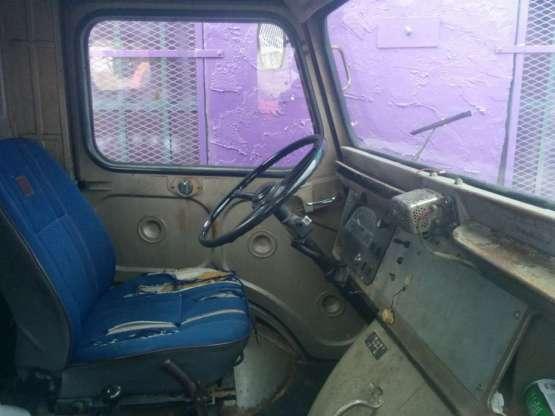 Citroen HY truck int