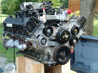 Ford 4.6 L engine_2