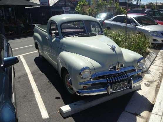 Holden FJ 1953 ute f