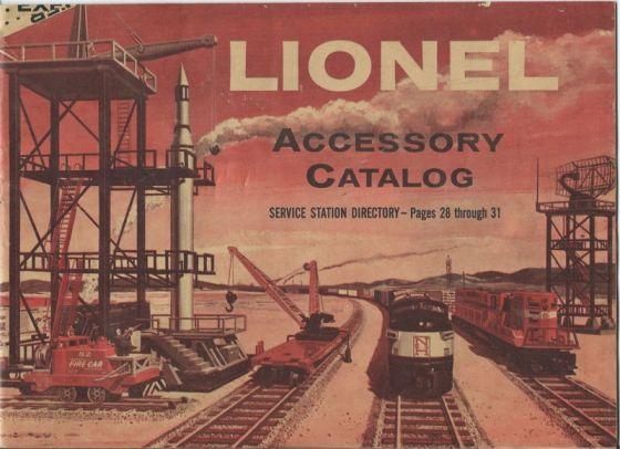 Lionel cover
