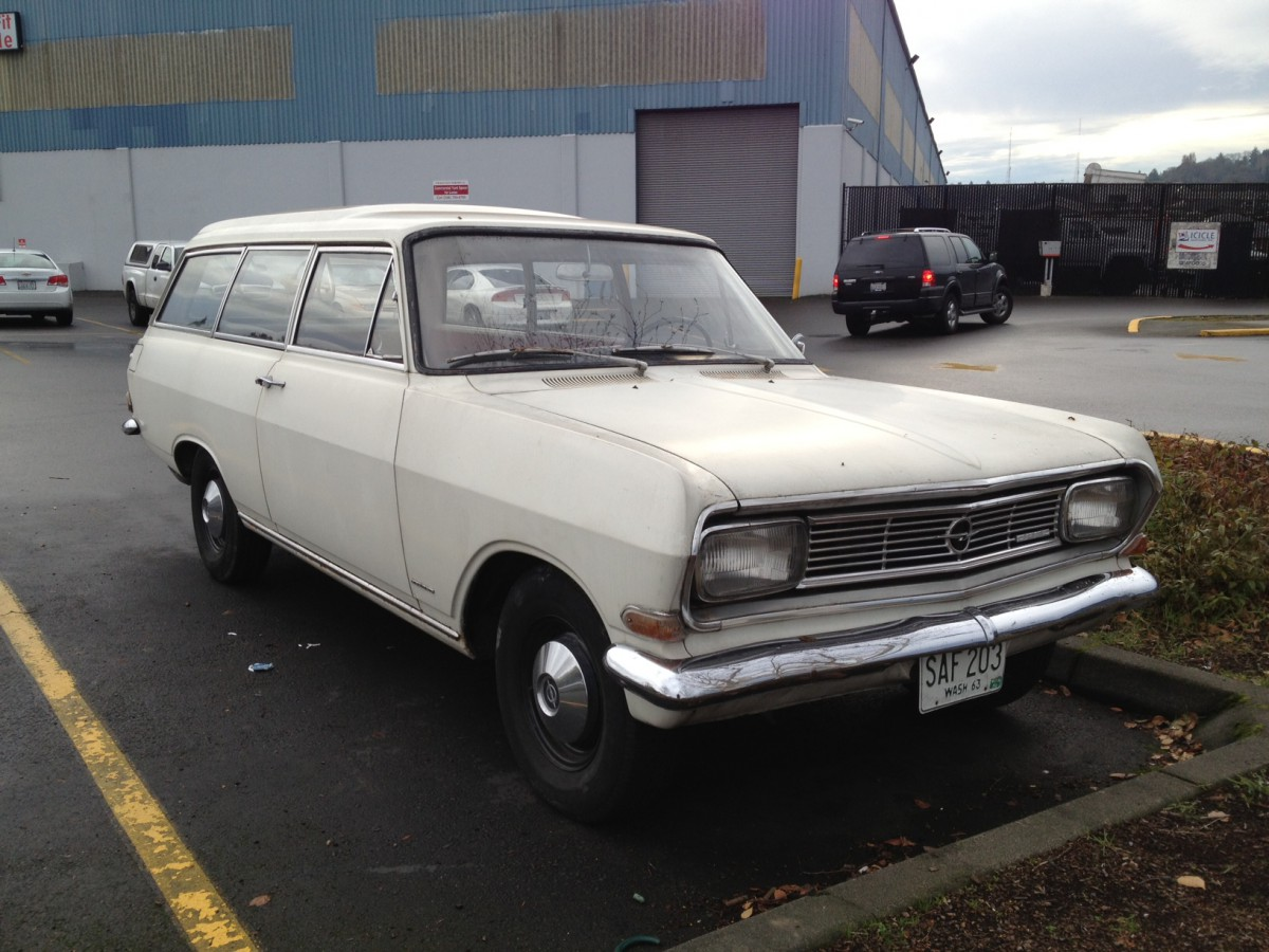 Cc capsule 1965 opel rekord b caravan the only one like it in opel rekord 1963 wagon as you probably know by now i do have a thing for old opels finding a kadett rallye 1900 near my house was one of the highlights sciox Choice Image